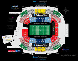New England Patriots Seating Chart The Most Incredible Patriots Seating Chart Seating Chart