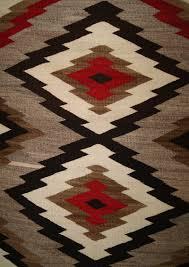 historic old crystal navajo rug weaving photo 1
