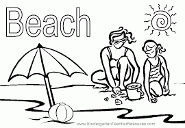 Small Picture Beach Ball Coloring Pages Coloring Home