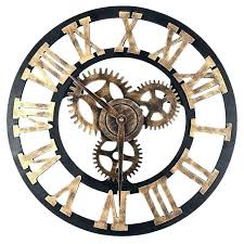 extra large clocks walls outdoor wall contemporary