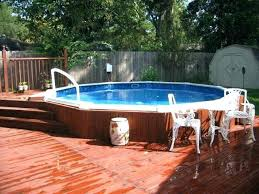 square above ground pool with deck. Heavenly Above Ground Pool Deck Cost Per Square Foot With