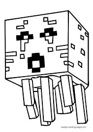 Minecraft Coloring Pages Minecraft Coloring Pages