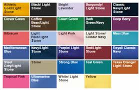 Port Authority Color Chart L508 Womens Easy Care Port Authority Twill