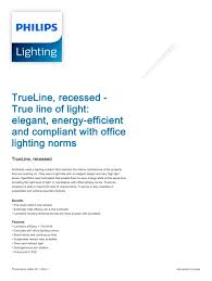 trueline 1 8 pages
