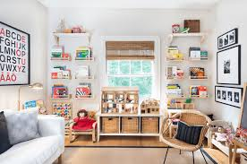 Here are 28 ideas for a neutral-based kids room: