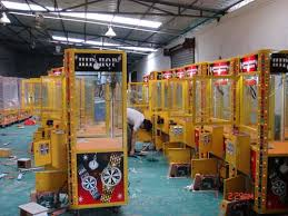 Vending Machine Factory Gorgeous ED FACTORY CHINA Crane Machine Vending Machine Plush Toystoys