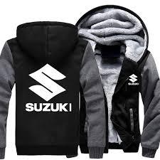 wish suzuki jacket mens baseball winter coat and cashmere sweatshirts mens thick warm cotton jacket