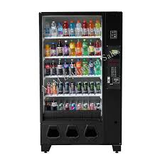 Dixie Narco Vending Machines Simple Dixie Narco Bev Max 48 Can Bottle Vending Machine