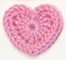 Heart Crochet Pattern Mesmerizing Blog PlanetJune By June Gilbank Love Hearts