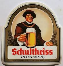 Image result for Schultheiss german beer