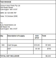 Free Tax Invoice Template Tax Invoices Tax Invoice Template Tax Invoice Template 52