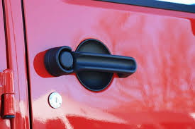 rugged ridge door handle guards