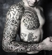 Bolí To Udělat Tetování Na Různých částech Těla Dívky Muži