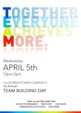 Team Get Together Invitation Shop Employee Appreciation Event Invitations By Cardsdirect