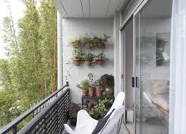 balcony garden. photograph by matthew williams. balcony garden e