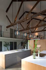 niche modern lighting. Niche Modern Lighting. Four Stamen Pendant Lamps Over A Kitchen Island Lighting H