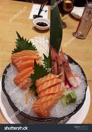 Japanesse Cold Seafood Salad Stock ...