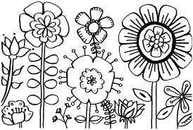 Spring Coloring Pages Spring Coloring Pages Good Spring Coloring