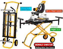 portable chop saw table. dewalt dwx726 rolling miter saw stand. portable chop table