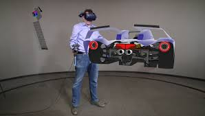 Automotive Design Tools Ford Designers Using Virtual Reality To Work With Colleagues