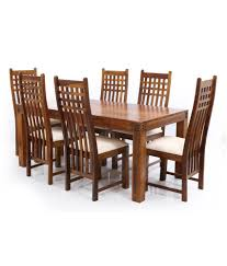 indian dining table 6 chairs. cozy glass dining table snapdeal ethnic india art nia small indian 6 chairs m