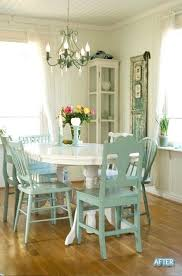 cly design shabby chic dining room decor chairs tables glamorous table and thrifty