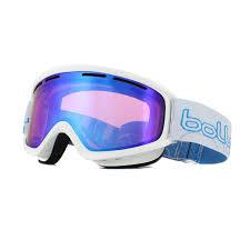 Bolle Ski Goggles Size Chart Details About Bolle Ski Goggles Schuss 21483 Shiny White Aurora