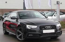 black audi a5. Modren Audi 2013 Audi A5 Coupe 20 TFSI 225PS Quattro Black Edition U2013 Imploded Writer Throughout