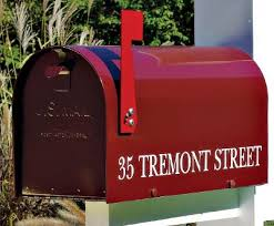 The Aluminum Strong Box Mailboxes From Walpole Outdoors