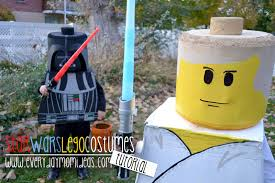 lego star wars costume diy tutorial under 20