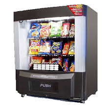 Used Snack Vending Machine New Multimax Vendors Control Shrinkage With A Vending Machine