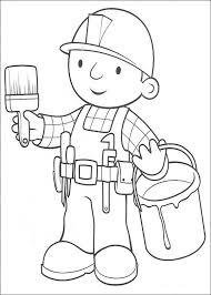 Small Picture Bob The Builder Free Coloring Pages on Art Coloring Pages