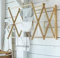wall drying rack