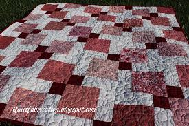 A Sweet D9P & This quilt was quilted with Glide Purple Rose, using one of my favorite  pantos, Alfresco. Adamdwight.com