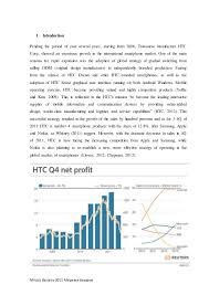 Taiwanese Manufacture Htc Corp