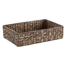 Water Hyacinth Tray; &