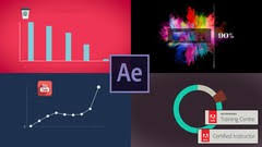 Animated Charts After Effects After Effects Motion Graphics Data Visualization Udemy