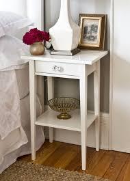 Small White Nightstand Marvelous Nightstands Modern Furniture Living Room