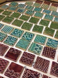 Image result for clay tile in kiln