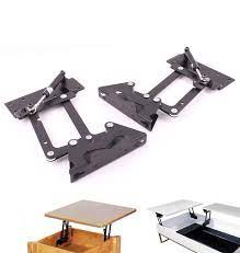 lift up top coffee table diy hardware