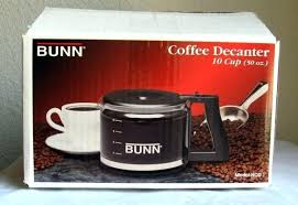 nib cup coffee decanter glass model replacement bunn carafe thermofresh