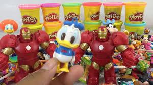 xxx SMILEY FACES with Surprise Toys Marvel Batman CANDY.