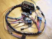 chevrolet impala belair biscayne underdash wiring harnesses w 1966 chevrolet impala belair biscayne underdash wiring harnesses w fuse box