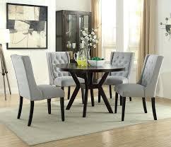 acme dining table set acme 5 drake espresso finish wood round dining table set acme furniture dining room sets acme furniture dining room chairs