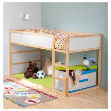 efficient furniture. IKEA Kids Loft Bed Idea With Built In Ladder Efficient Furniture N