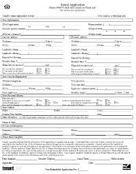 Template Lease Tenant Lease Agreement Template
