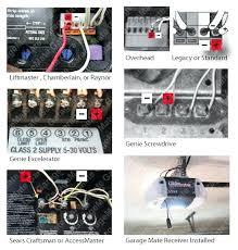garage door safety sensor kit wiring diagram bypass