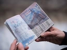 Us Passport Design