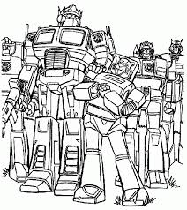 Transformers Coloring Pages   Transformers-Coloring-Pages-06 ...