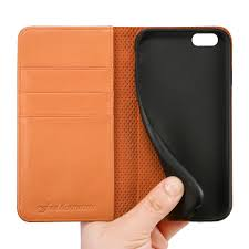 shieldon iphone 6 leather book flip genuine case iphone 6s leather wallet case